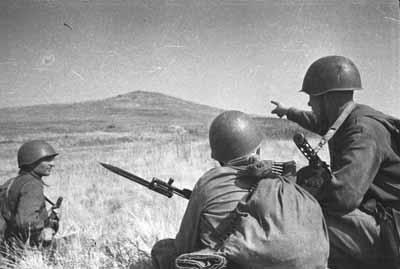 Тяжелые бои за Саур-Могилу в Великую Отечественную войну, о которых давно уже забыли