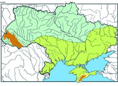 Причорноморський інтервал (22—10 тис. р. до н.е.) відзначився останнім максимумом холоду